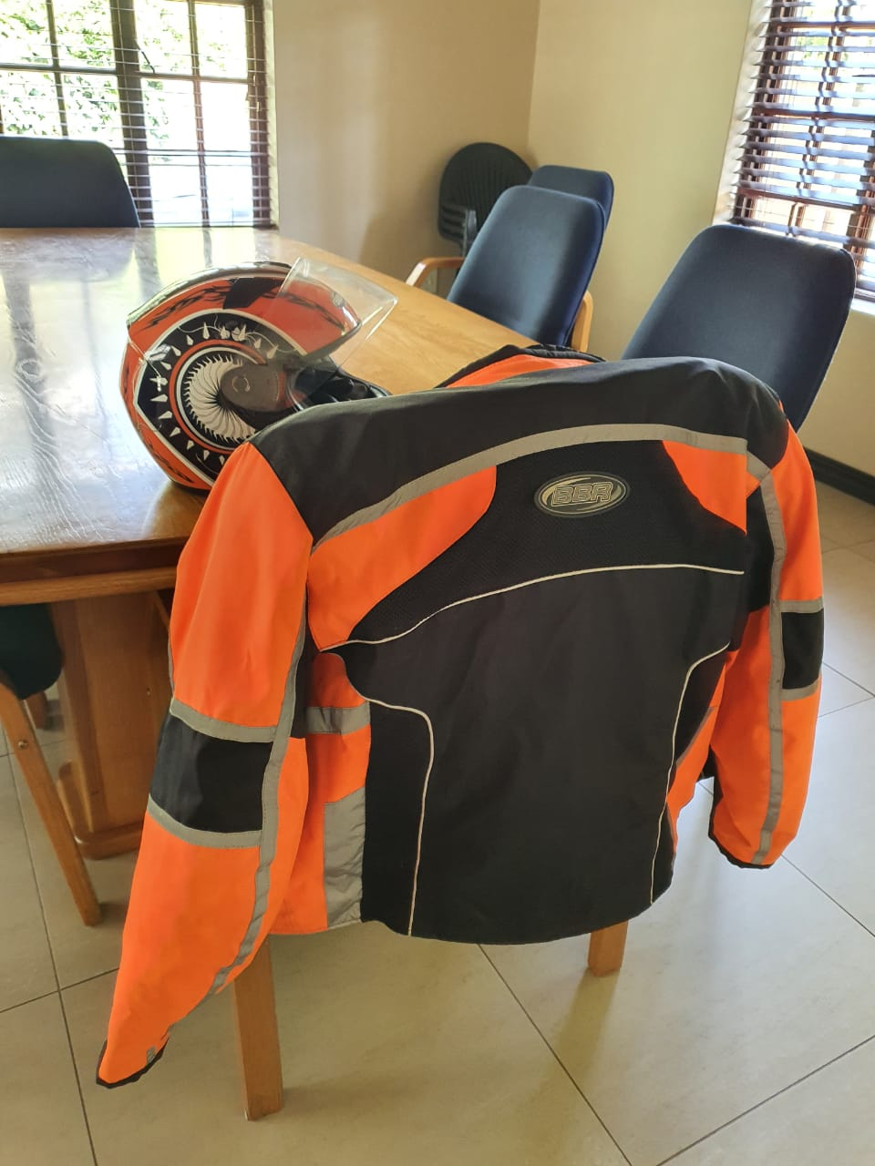 Second hand bike gear