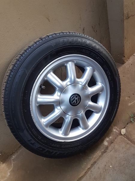 """14"""" inch VW mags 100PCD 4 Hole 175/65/14"""