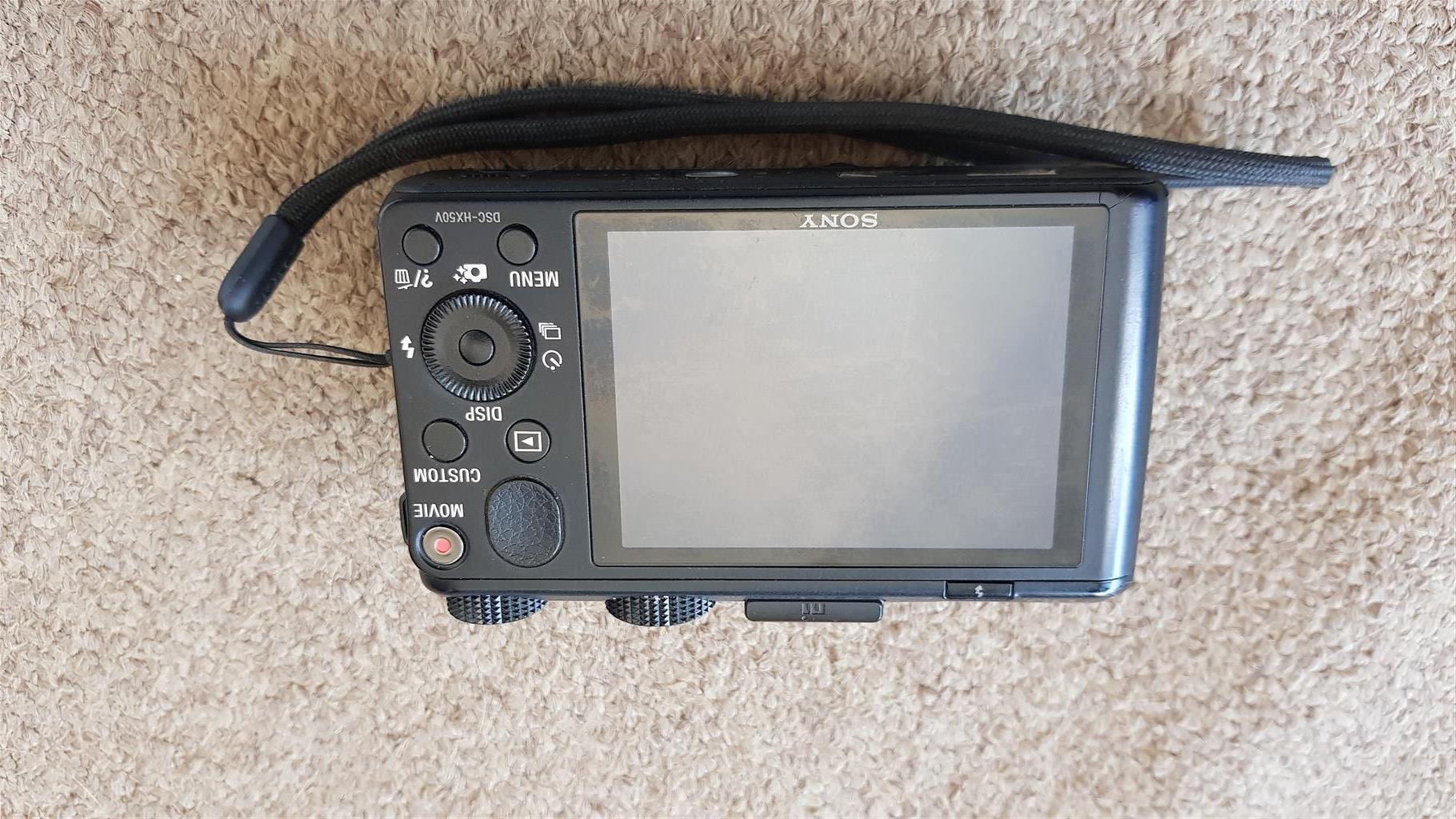 Sony Cybershot DSC-HX50V camera