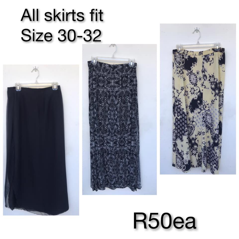 Darker colored skirts for sale