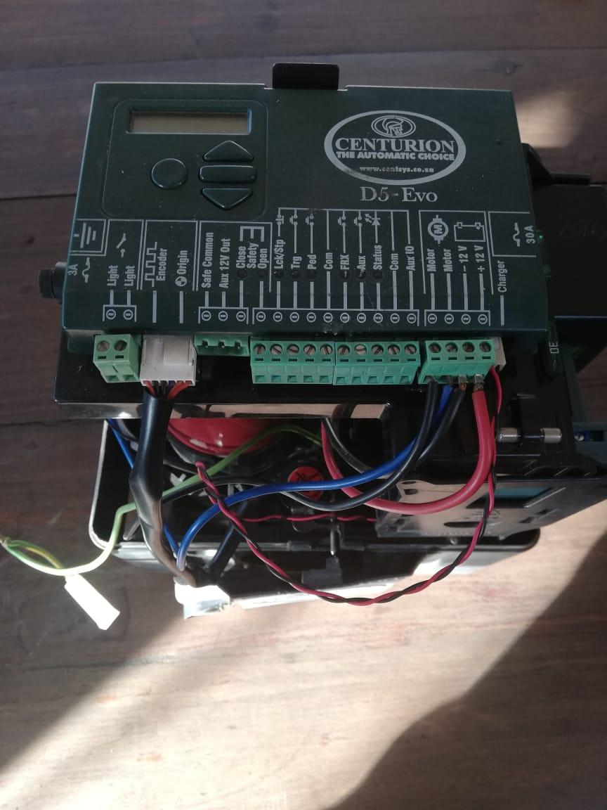 Complete D5 EVO Gate Motor