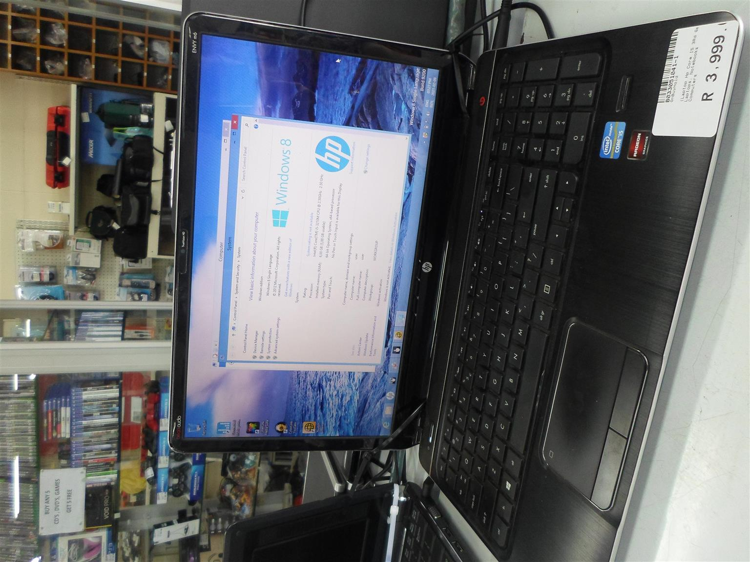 i5 HP Laptop