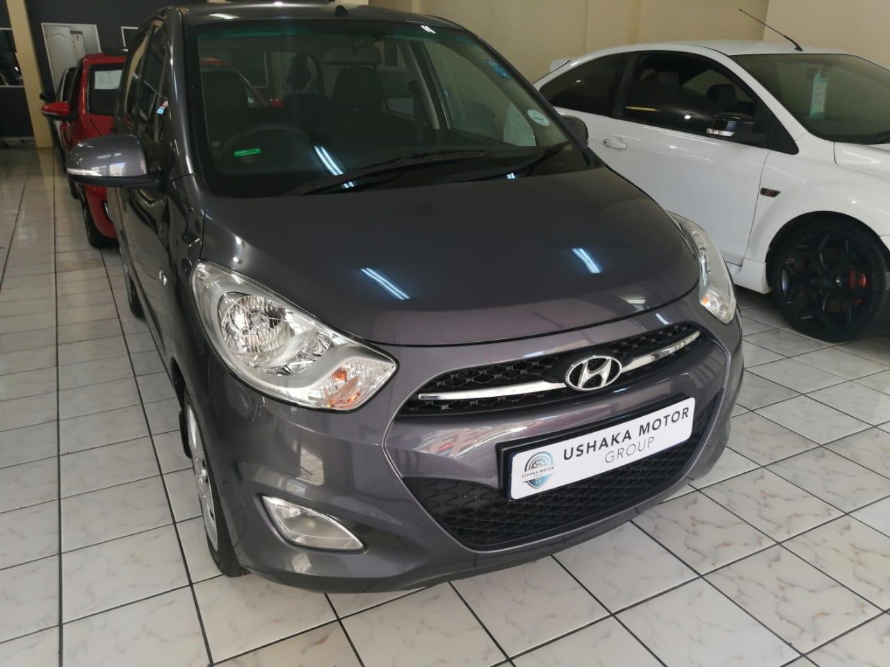 2015 Hyundai i10 1.1 Motion
