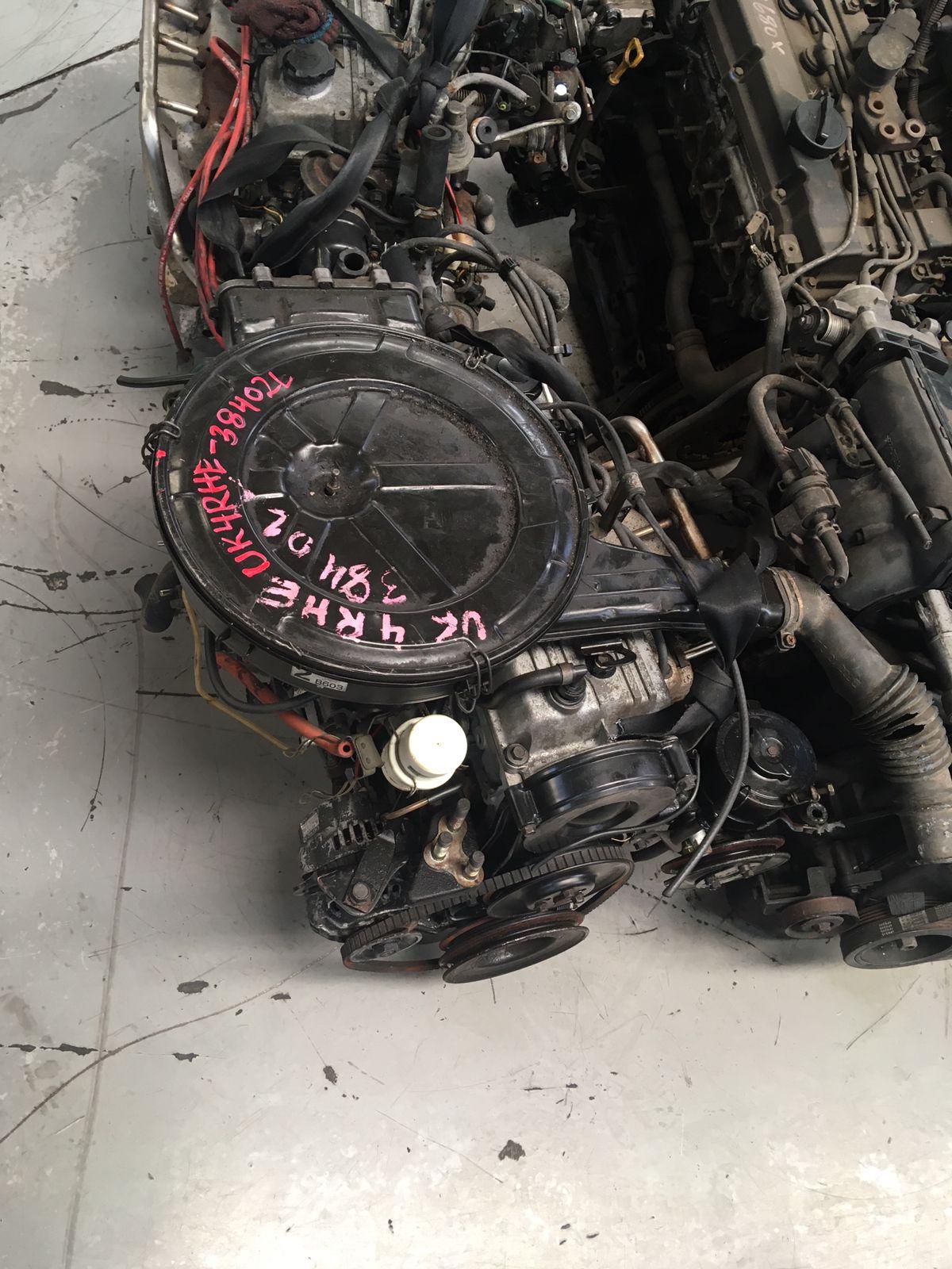 B6 CARB MAZDA 1.6 PETROL 4CYL ENGINE FOR SALE