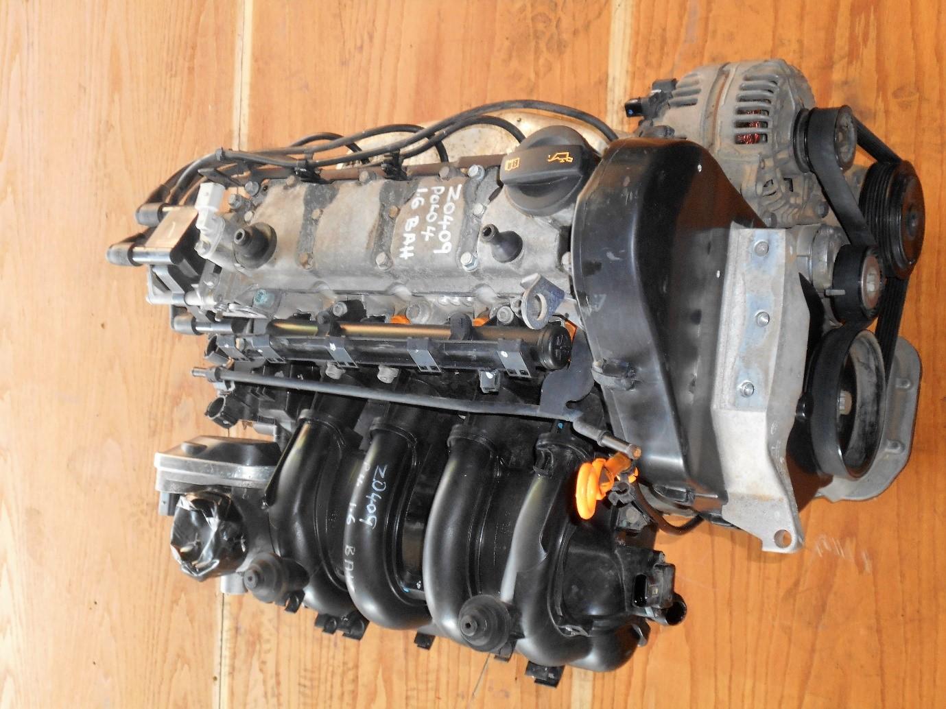 Volkswagen Polo 1.6i 2004 - 2010 _ BAH Engine For Sale