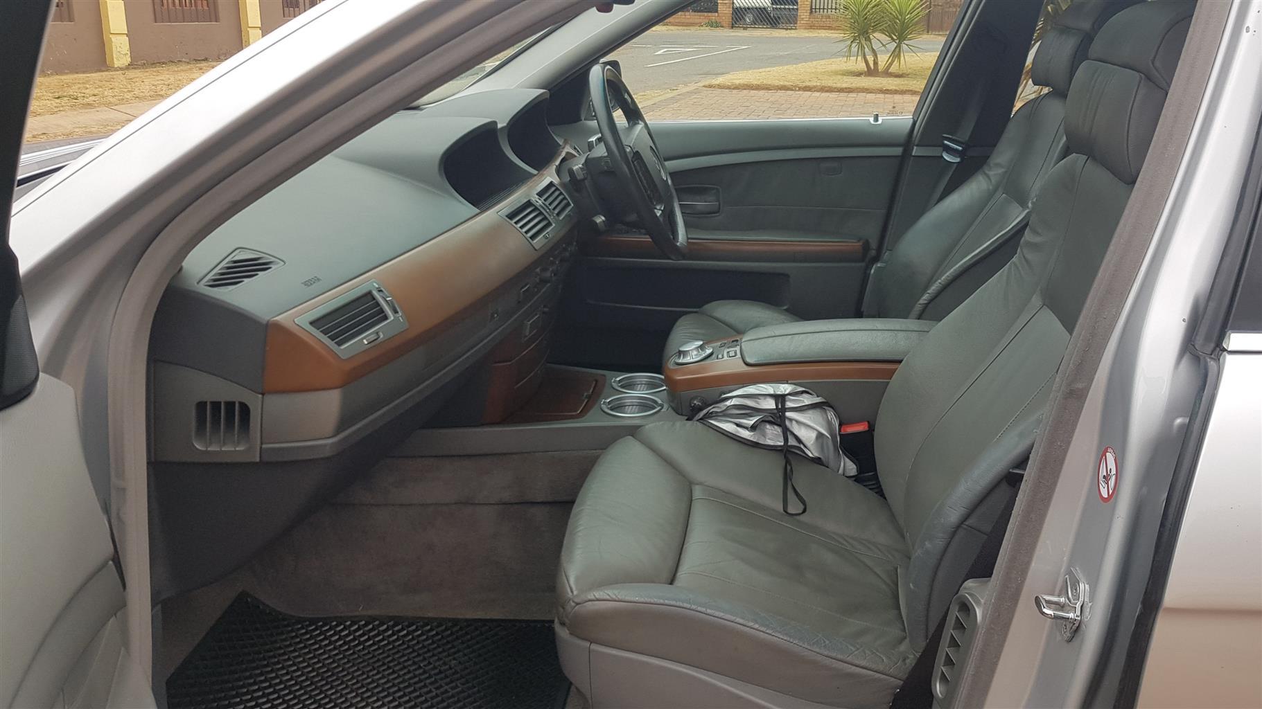 2004 BMW 7 Series 730d