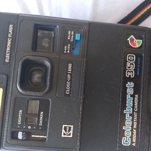 Kodak coulorburst 350