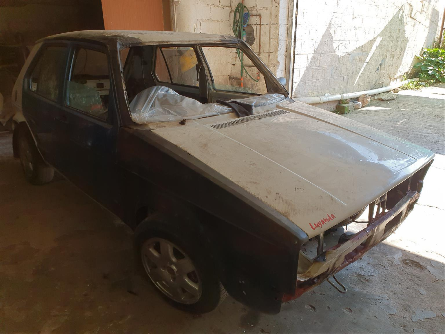 2006 VW Golf 1 for Spares
