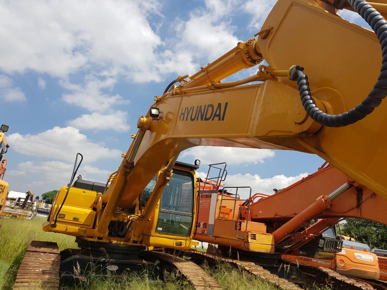 Hyunadai 500LC-7A excavator