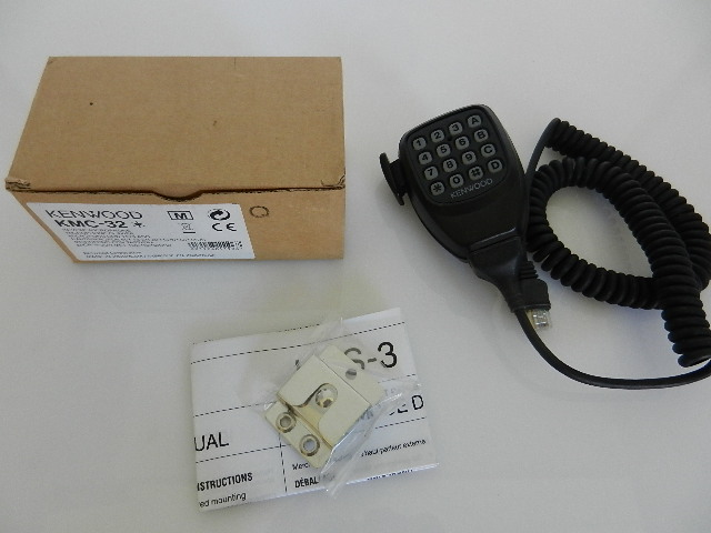 Kenwood KMC-32 Standard Hand Microphone (Keypad)
