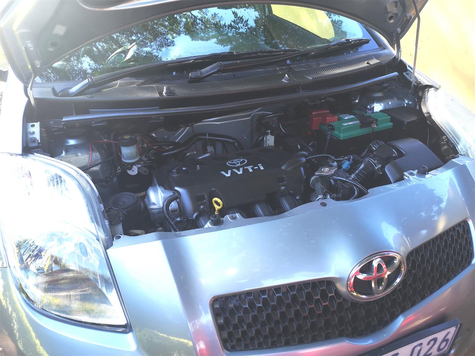 2007 Toyota Yaris T3 Hatch - MANUAL