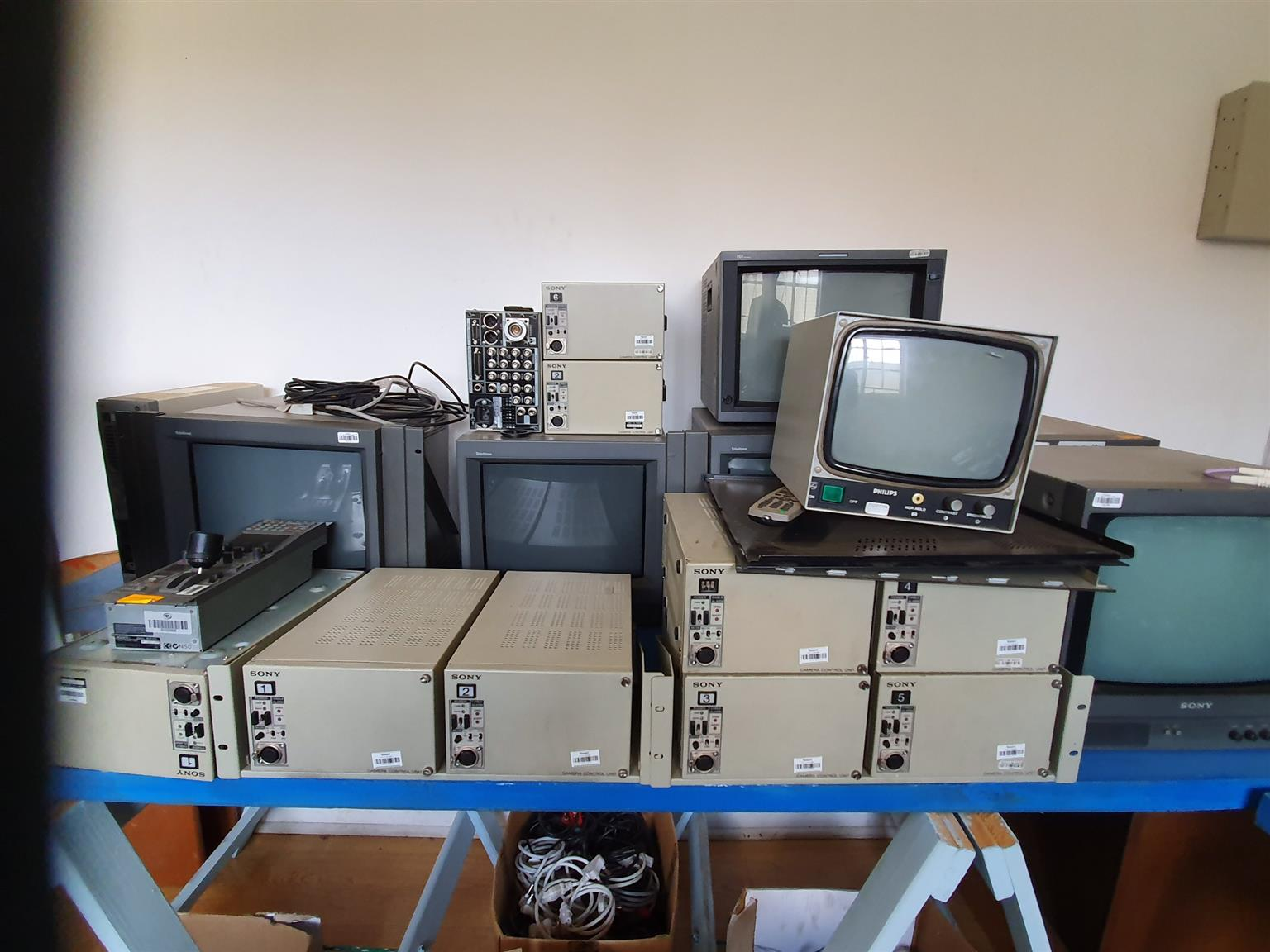 Broadcast Equipment