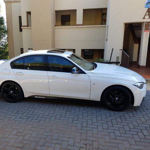 2013 BMW 3 Series 320d M Performance Edition sports auto