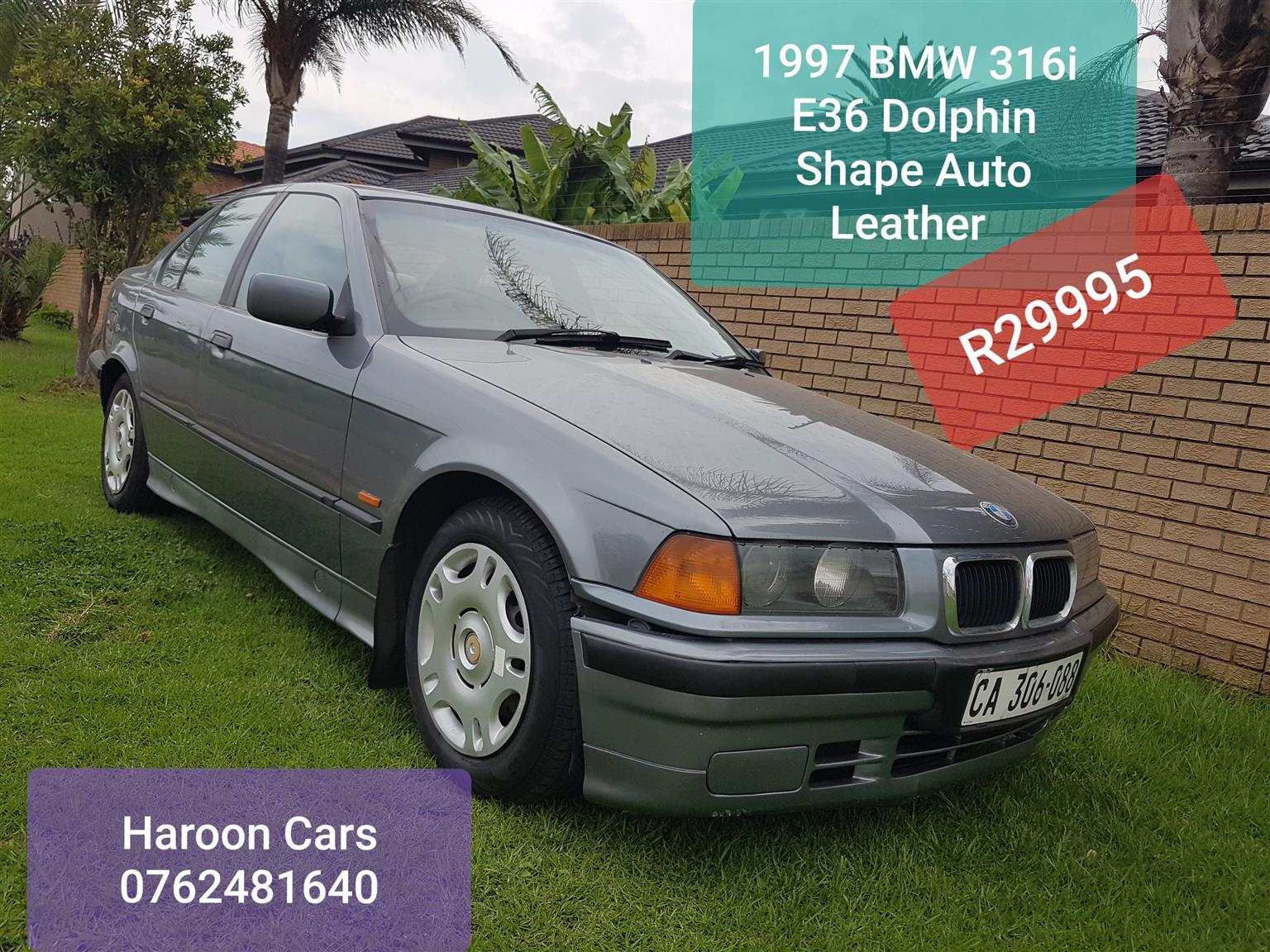 1997 BMW 3 Series 316i auto