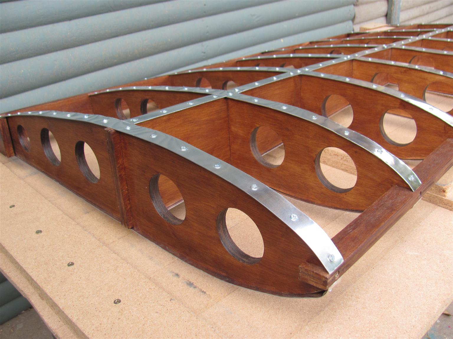 Wing Section For Display