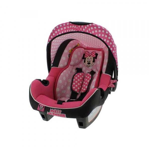 Minnie Mouse Infant Car Seat