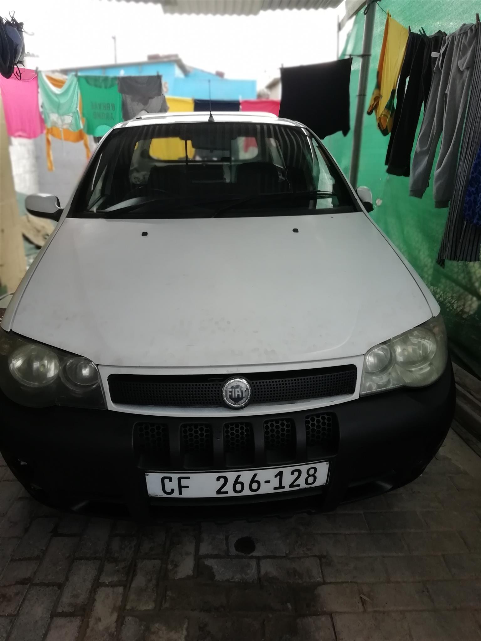 2005 Fiat Strada 1.6 ELX