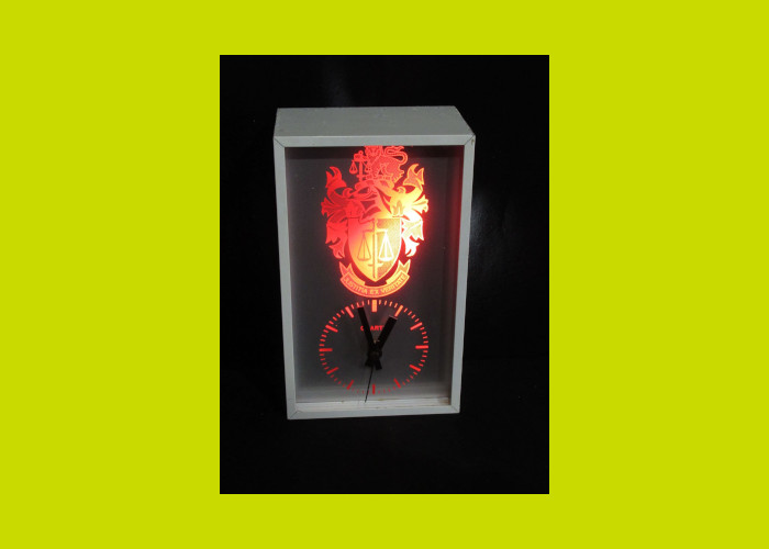 Vintage Justice Electric Clock - SKU 1004