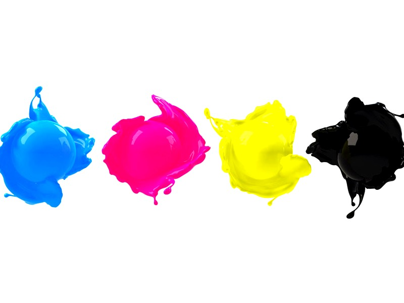F2-ECO/BLACK/6 FastCOLOUR Premium ▮ Black Colour 3Y Outdoor Rating ECO-Solvent Ink 6