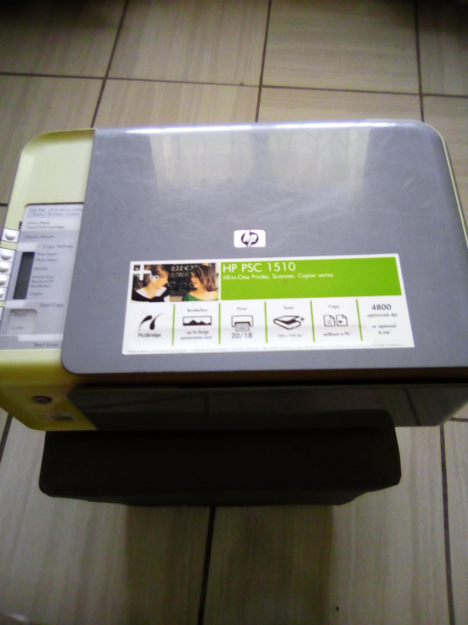 HP PSC printer