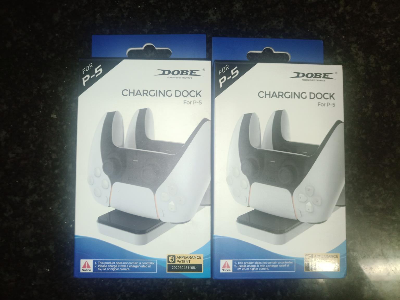 Ps5 Dual Charging Dock