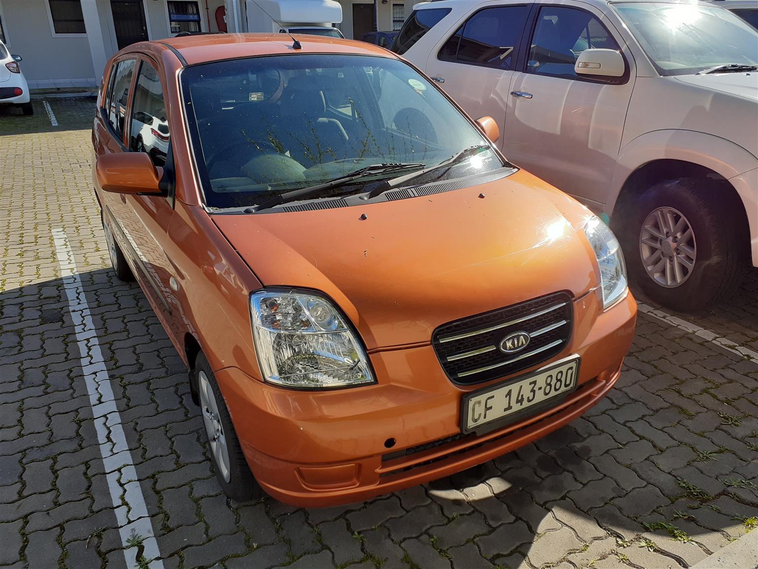 2005 Kia Picanto 1.1 LX