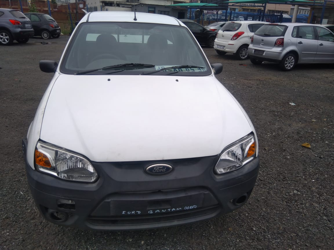 2011 Ford Bantam 1.6i XL