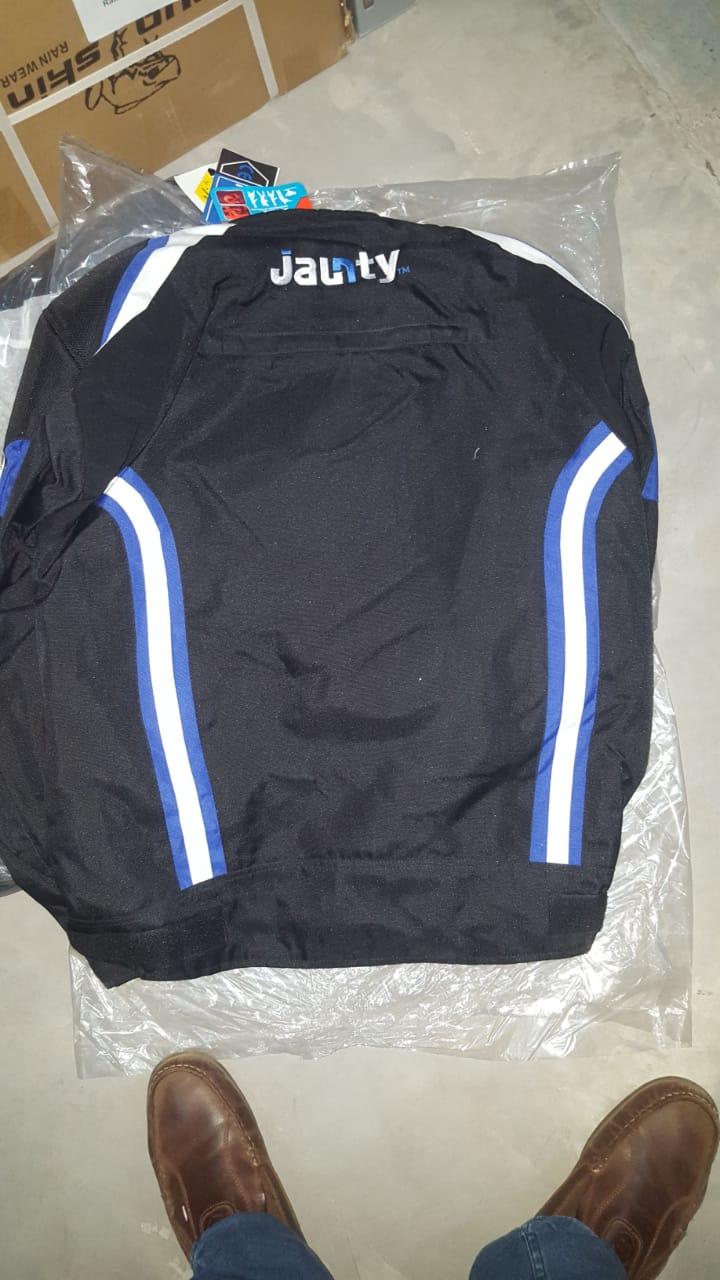 Bike track suit jackets