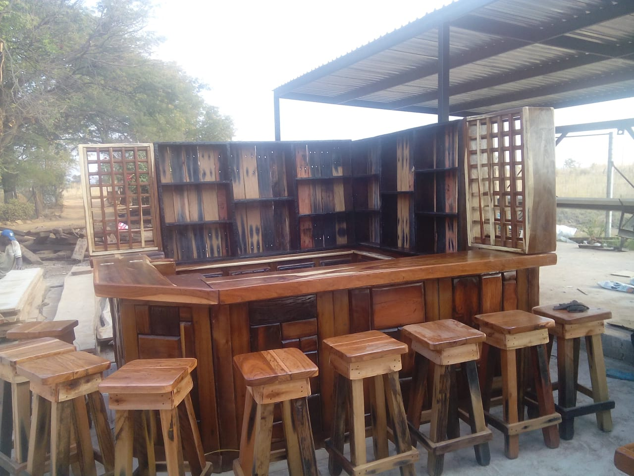 Bar furniture, Patio furniture Sleeper