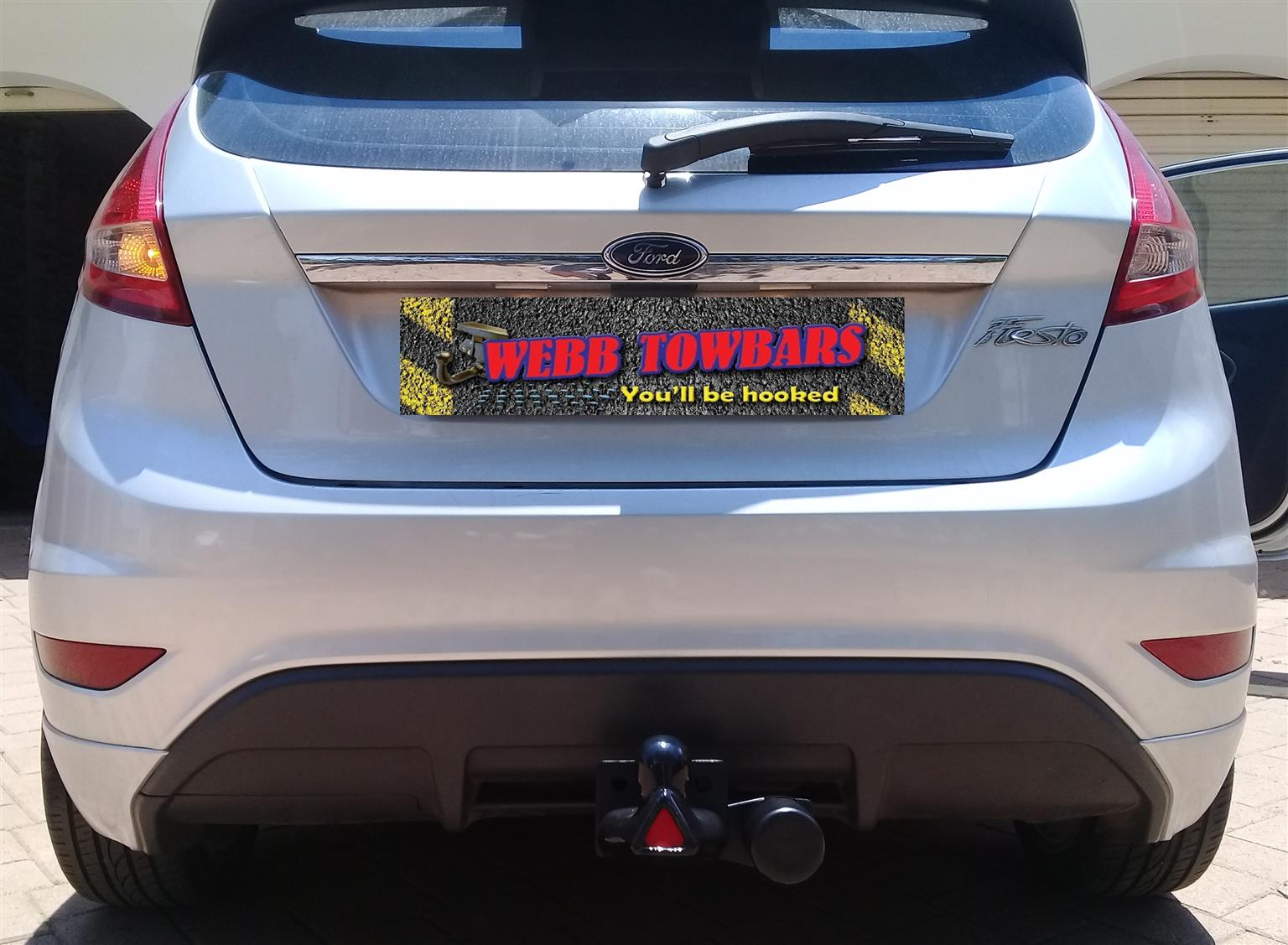 Ford Standard/Detachable Towbars, Double Tube & Step Towbars