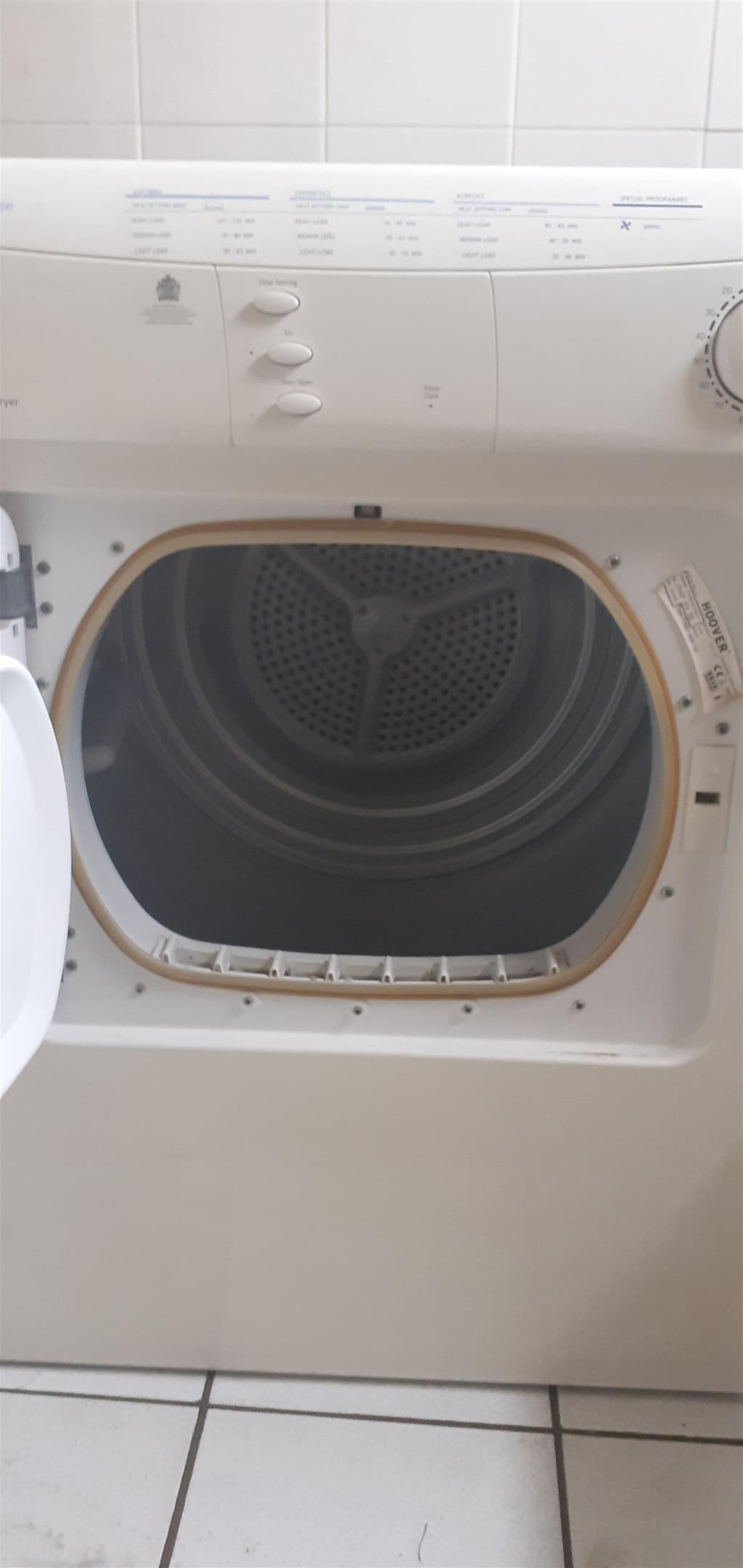 Hoover tumble dryer like new