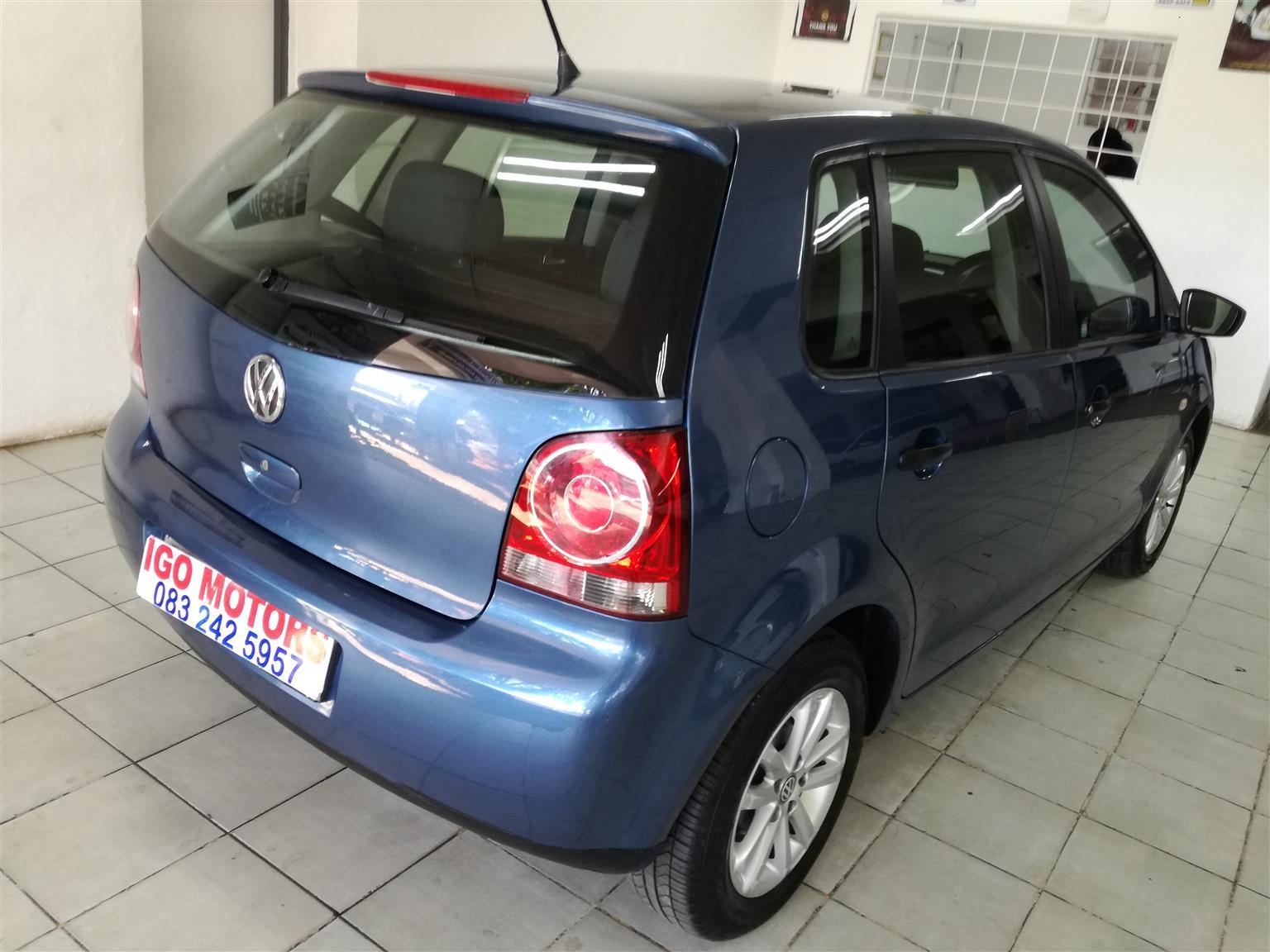 2017 Volkswagen Polo Vivo 1.4Trendline 75,000KM R85,000 Mechanically perfect