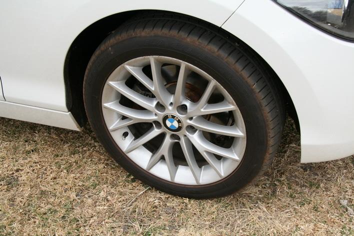 2015 BMW 1 Series 118i 5 door