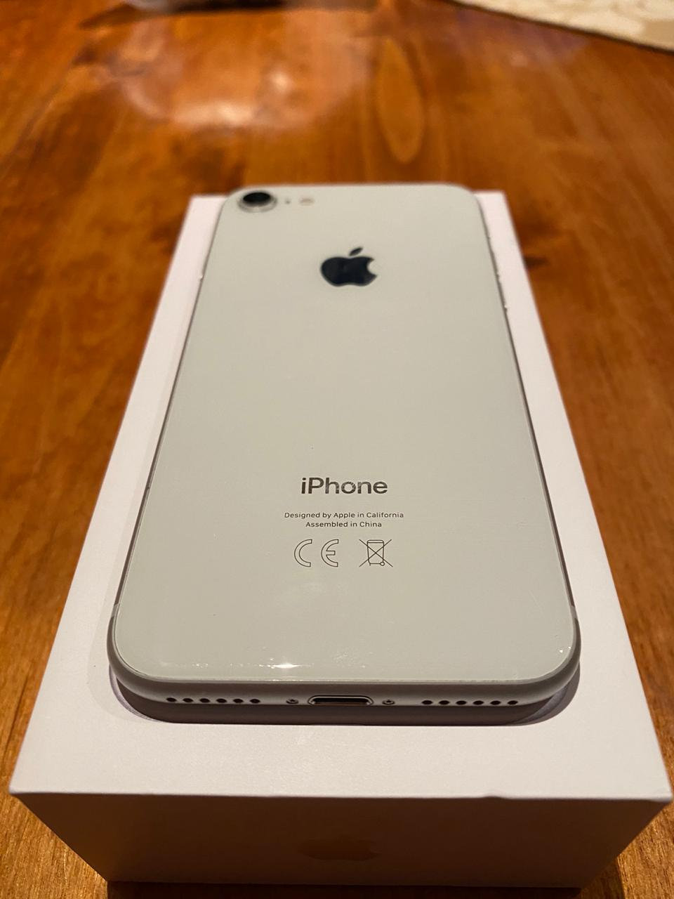 Iphone8 64gig Space grey