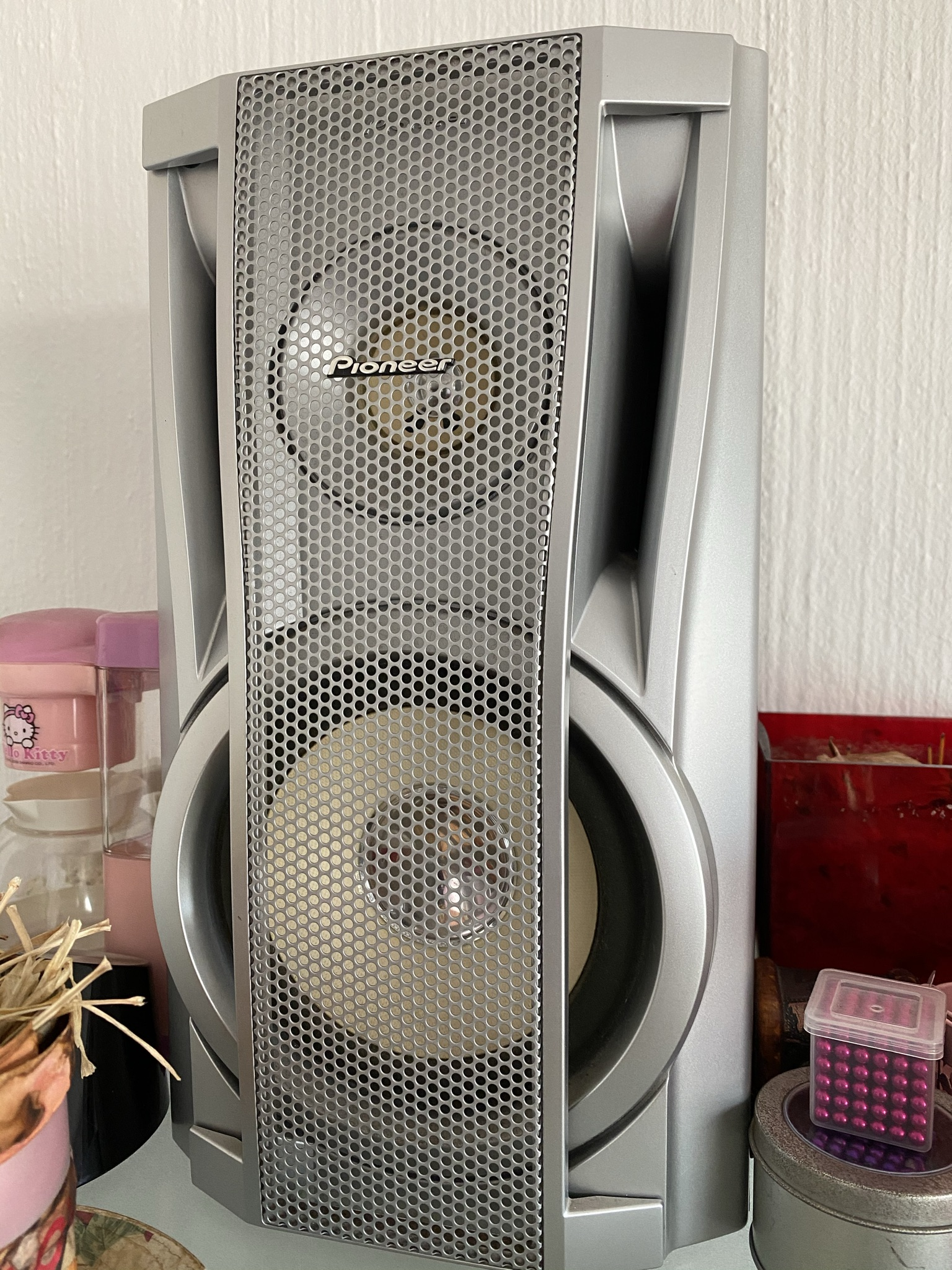 Pioneer HIFI Surround Sound 5.1 DTS system all in one