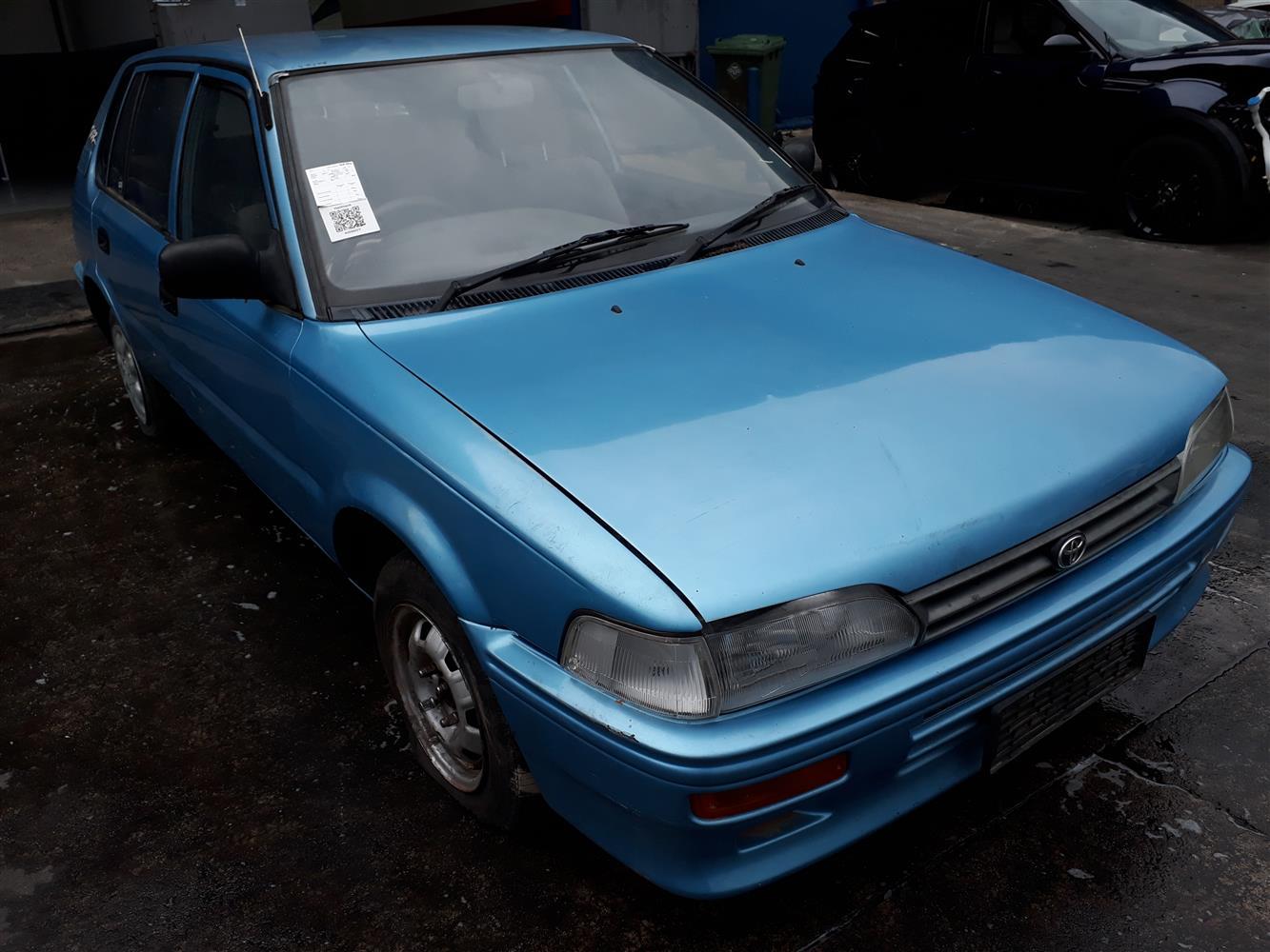 2000 Toyota Tazz 130