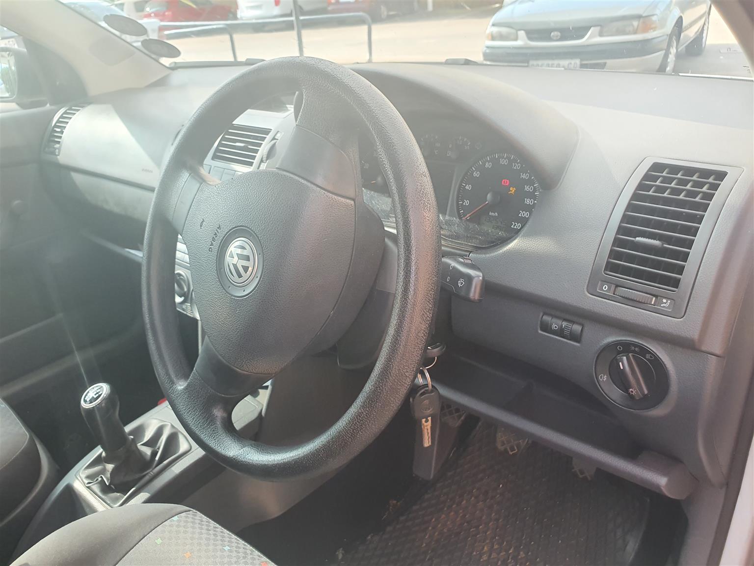 2009 VW Polo 1.6 Trendline