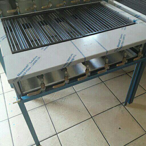 Gas Griller 6 Burner