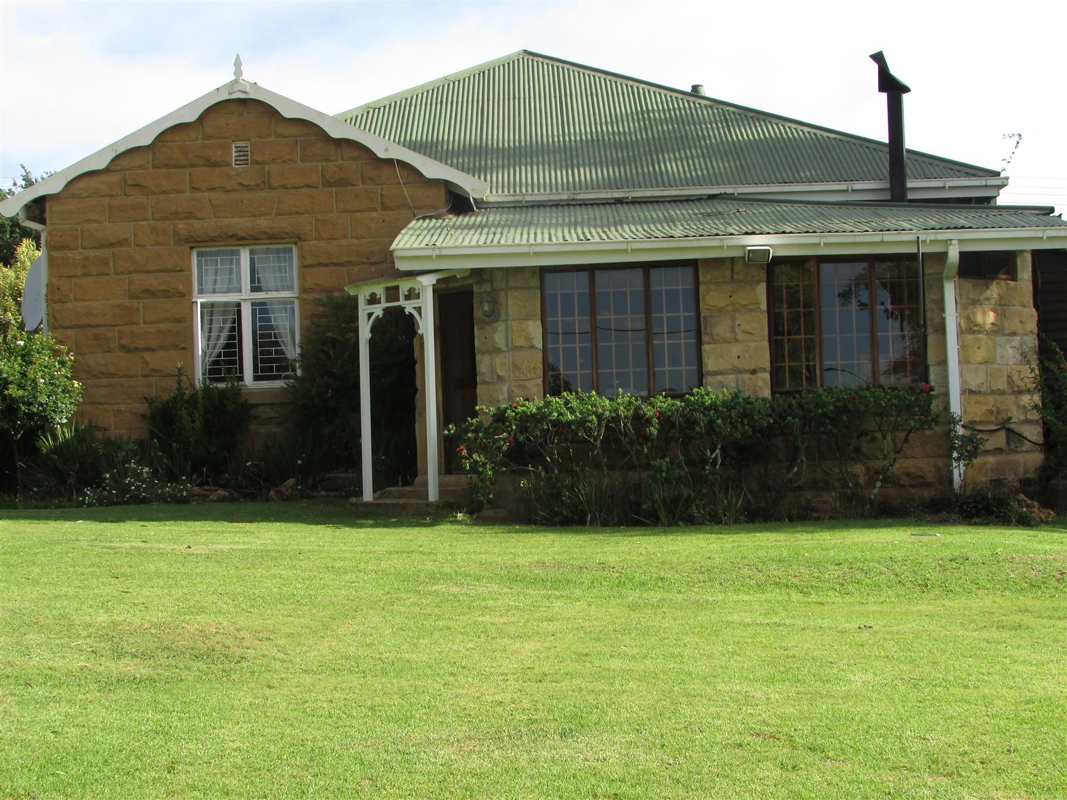 Gracious Old Sandstone Home for Sale