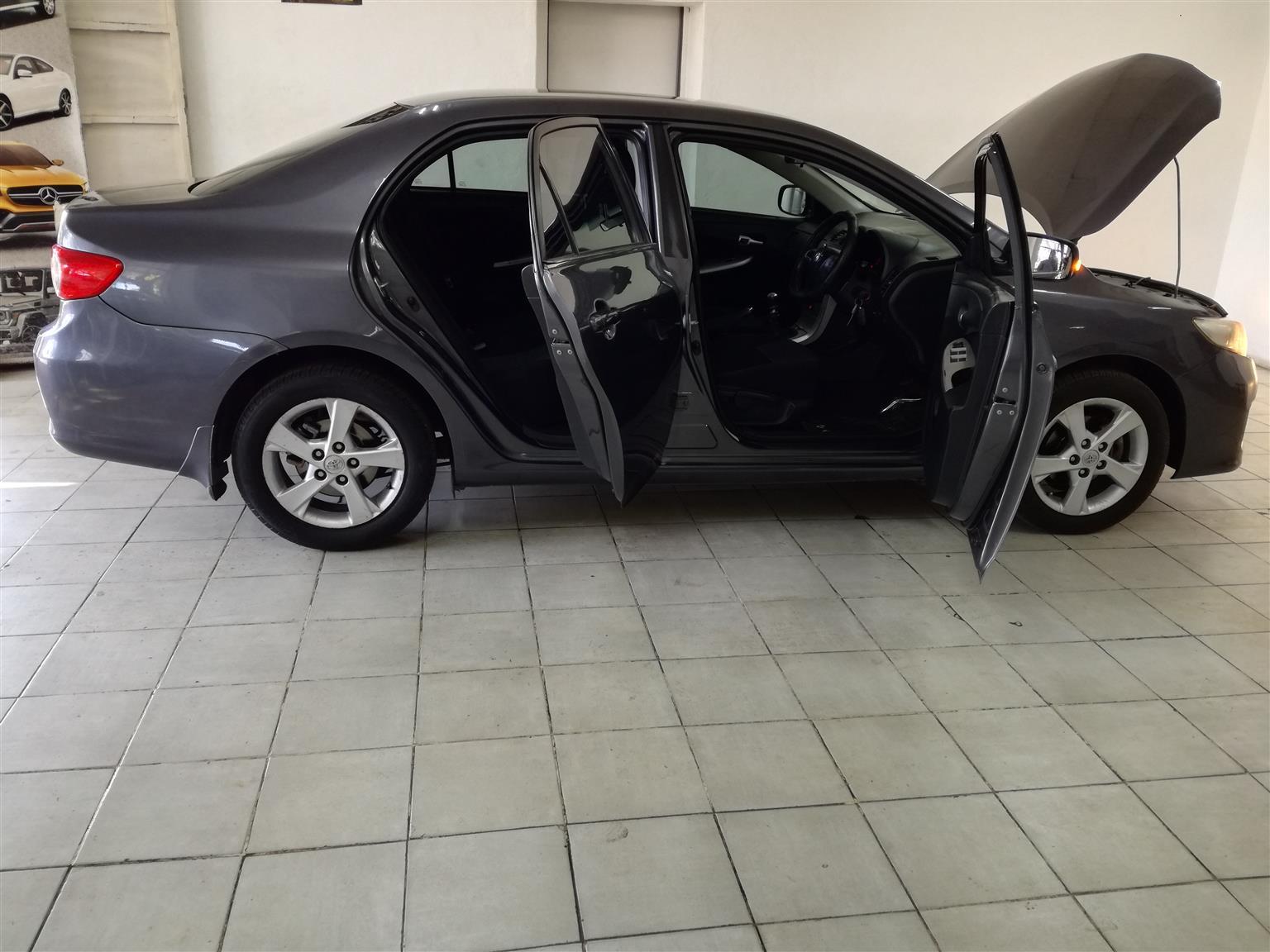 2012 Toyota Corolla 1.6 professional Mechanically perfect
