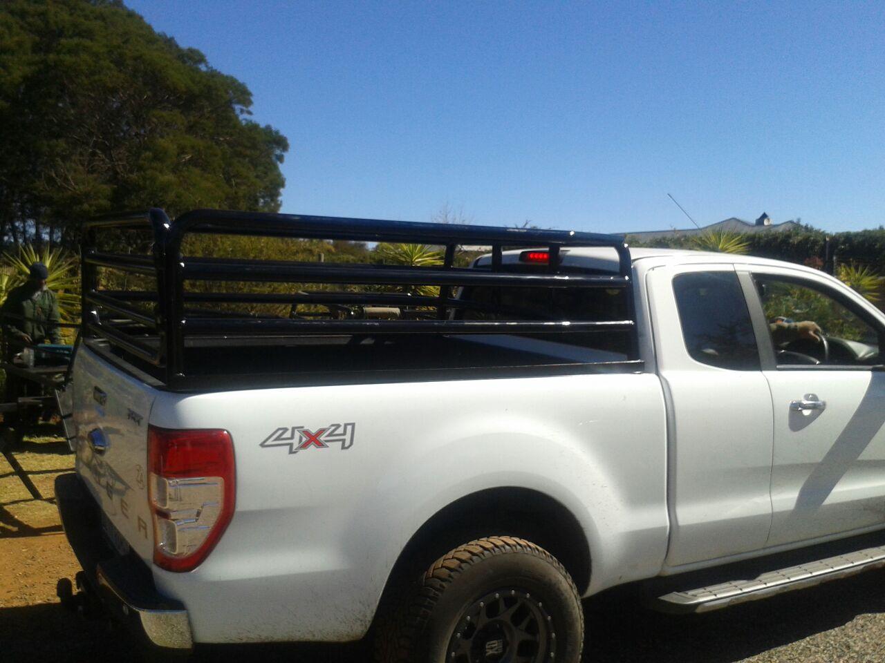 2019 skaap tralie / sheep rails