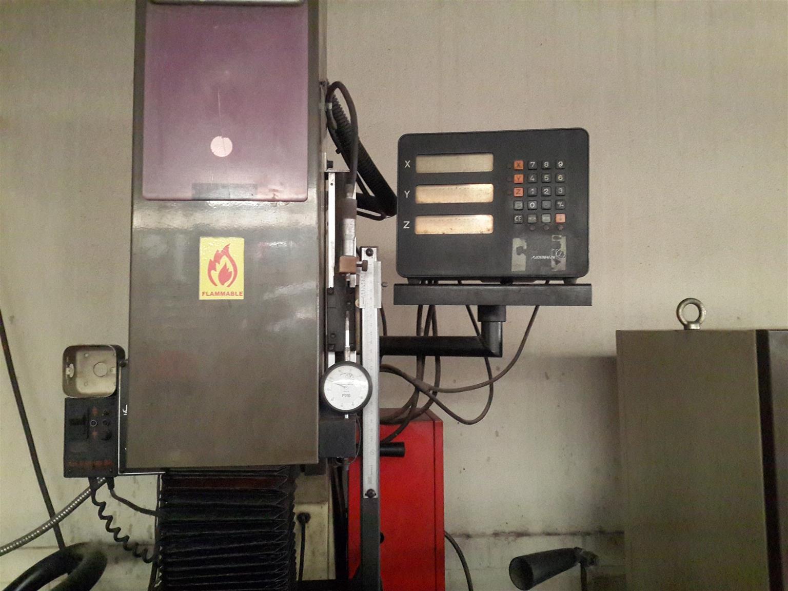 Creator-2 50 AMP EDM Spark Erosion Machine