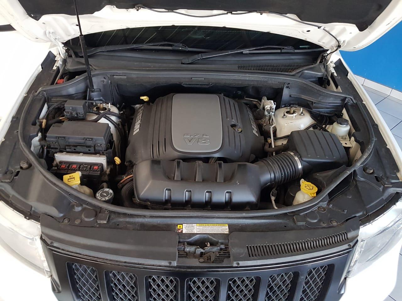 2011 Jeep Grand Cherokee 5.7L Overland