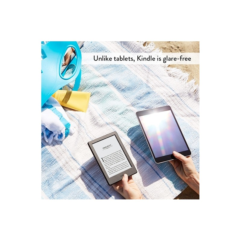 Amazon kindle touchscreen wi-fi 8th gen