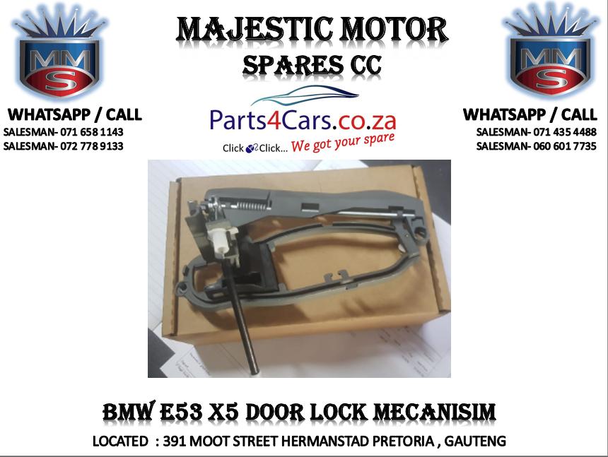 Bmw e53 x5 door handle for sale
