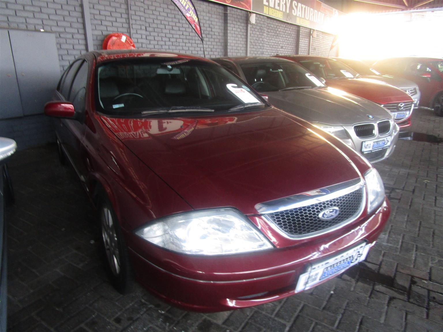 2007 Ford Fairmont