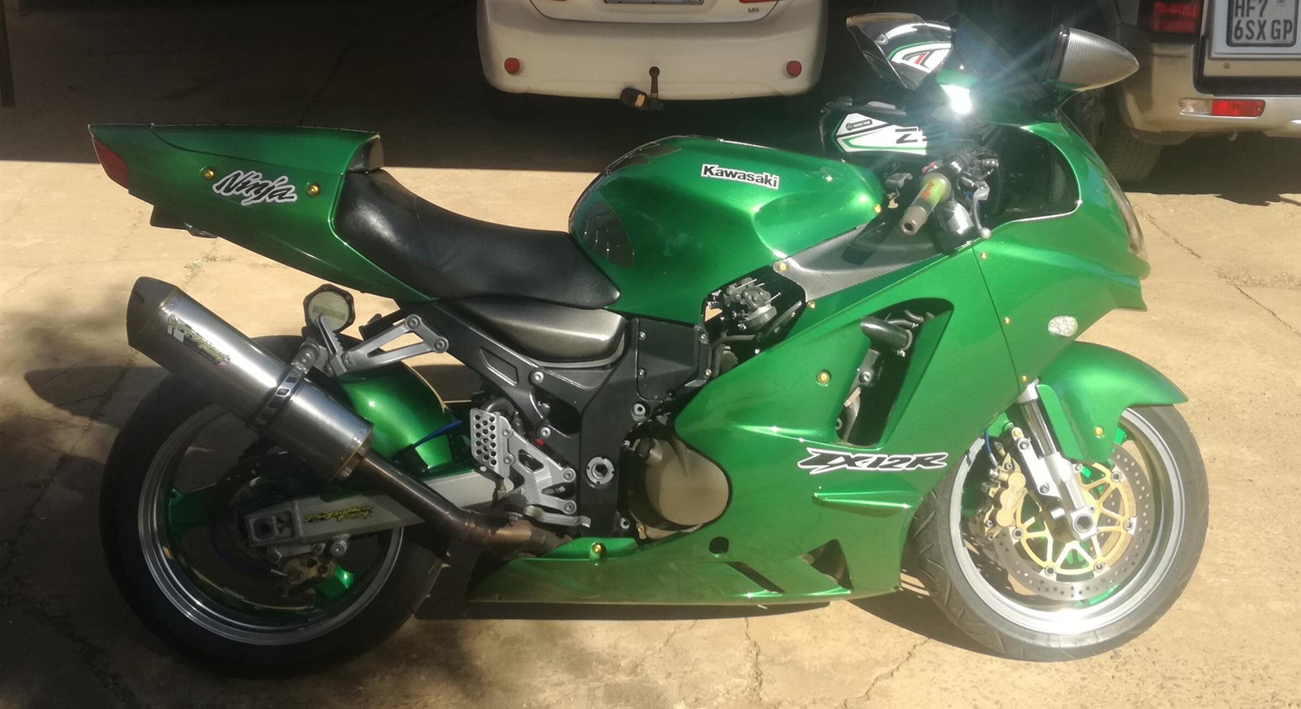 2003 Kawasaki ZX