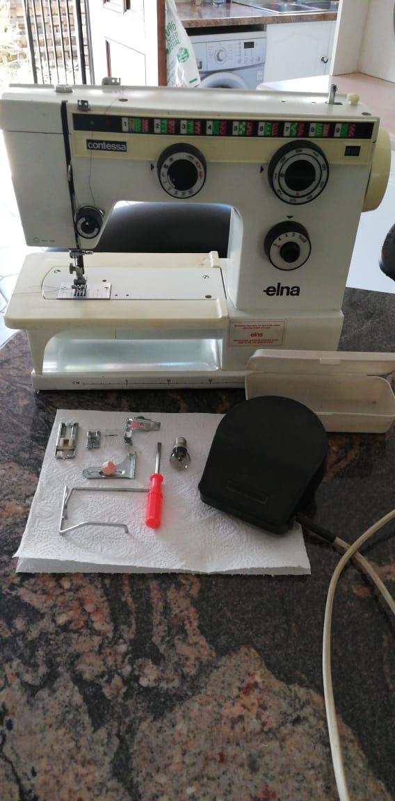 Elna Contessa 310 Sewing Machine