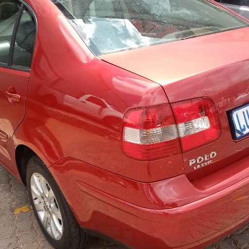 2007 VW Polo sedan POLO GP 1.6 COMFORTLINE