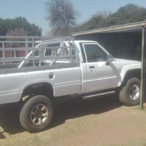 1994 Toyota Hilux single cab Choose for me